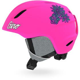 Giro Launch Kypärä Lapset, matte bright pink